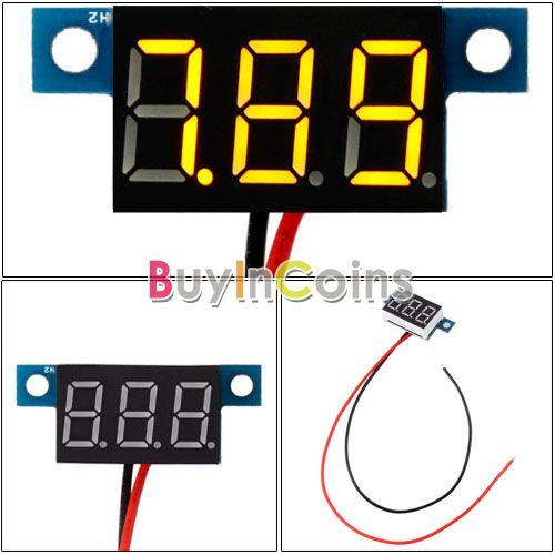 Нажмите на изображение для увеличения Название: 3-3-30v-yellow-voltage-meter.jpg Просмотров: 2008 Размер: 60.0 Кб ID: 88541