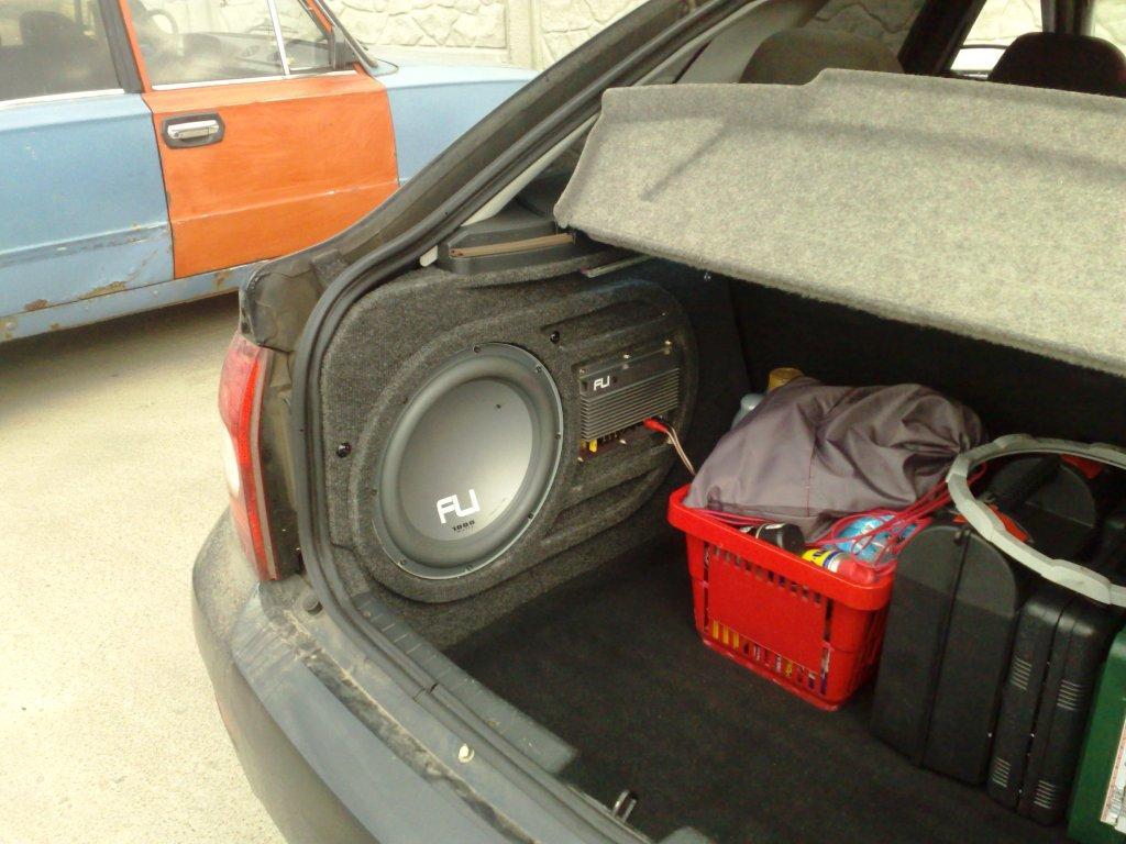 Как сделать акустическую полку для