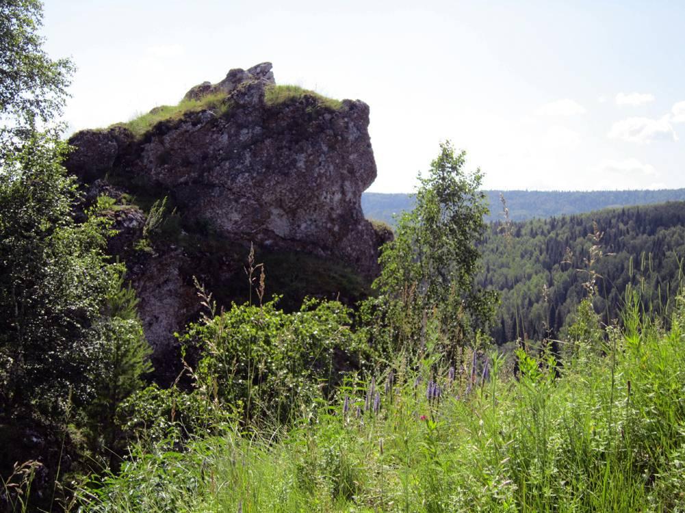 Марьин утес - Аликаев камень