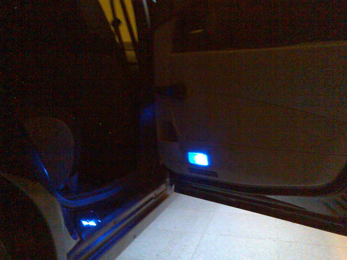 Установка своими руками подсветки на днище автомобиля